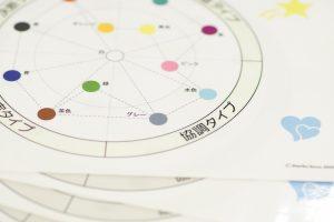 カラータイプマップイメージ