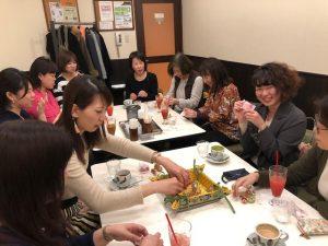 Enchanteお茶会③(2019年3月31日)