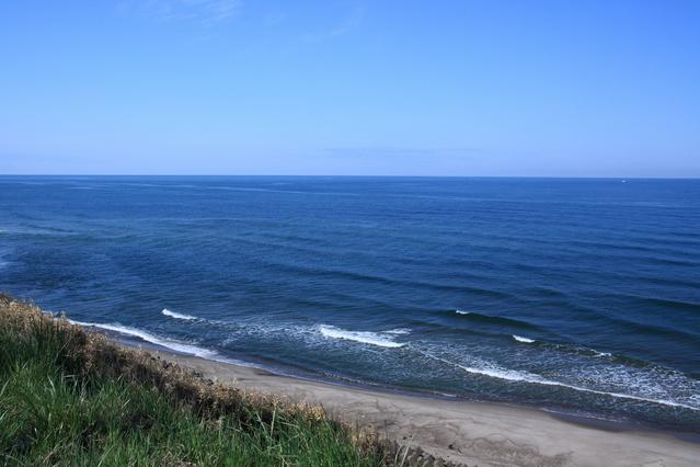 青空と海(フォトライブラリー)